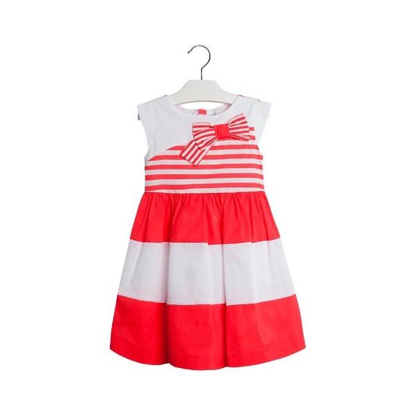 Dievčenské šaty MAYORAL 3955 - BeBaby - Všetko pre Vaše detičky 563d0406d26