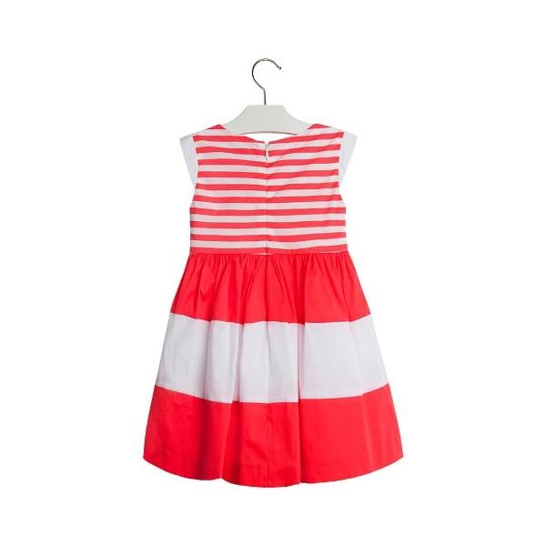 Dievčenské šaty MAYORAL 3955 - BeBaby - Všetko pre Vaše detičky df949015119