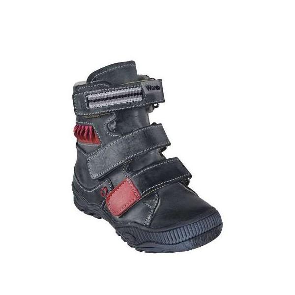 Zimné topánky WANDA čierne - BeBaby - Všetko pre Vaše detičky b129a6ed780
