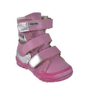 Zimné topánky WANDA ružové - BeBaby - Všetko pre Vaše detičky 249f986cbfe