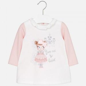 Dievčenské šaty MAYORAL 2915 - BeBaby - Všetko pre Vaše detičky 785c6f23dee