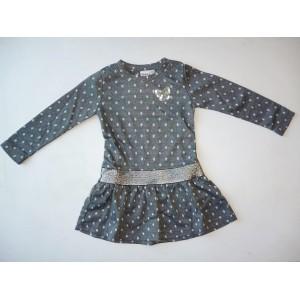 bfb7c340a162 Dievčenské šaty dlhý rukáv - BeBaby - Všetko pre Vaše detičky