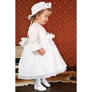 Slávnostné Šaty na krst alebo svadbu - BeBaby - Všetko pre Vaše detičky 2f4eca84e10
