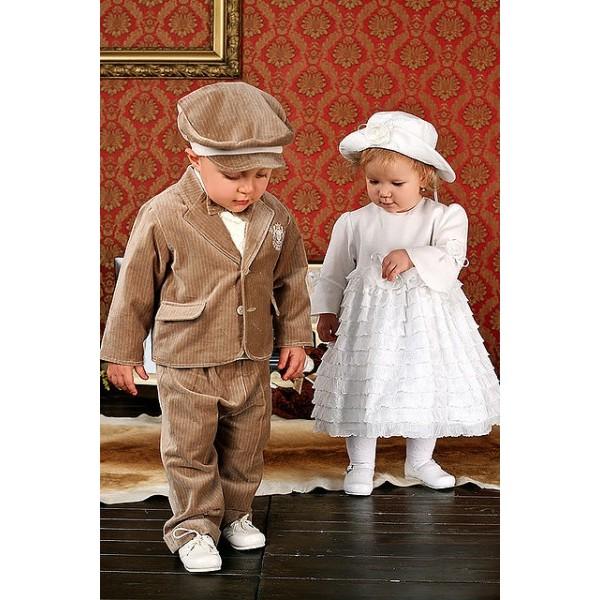 8d00a0087f4c Slávnostné Šaty na krst alebo svadbu - BeBaby - Všetko pre Vaše detičky