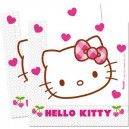 Servítky HELLO KITTY  33x33 cm bal. 20ks